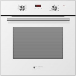 HORNO MULTIFUNCION CRISTAL BLANCO EAS ELECTRIC EMV70DGW